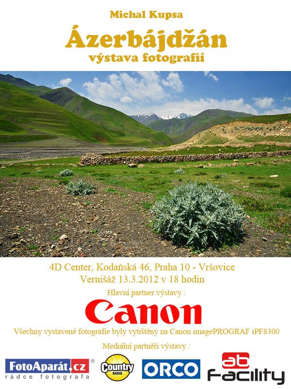 Výstava - Ázerbájdžán