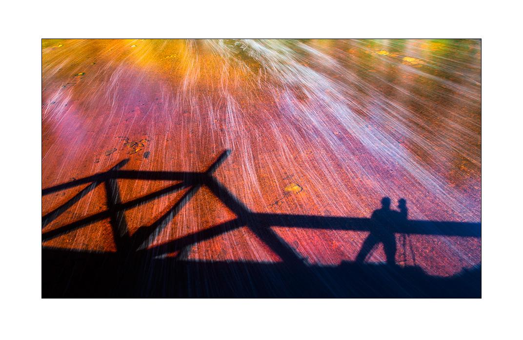 jak jsem fotil purpurovou řeku