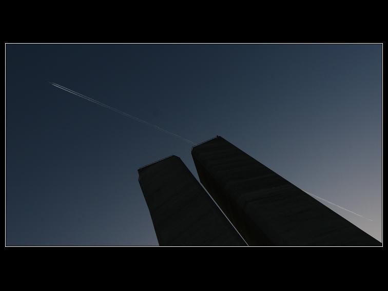 černé myšlenky - reminiscence na 11té září