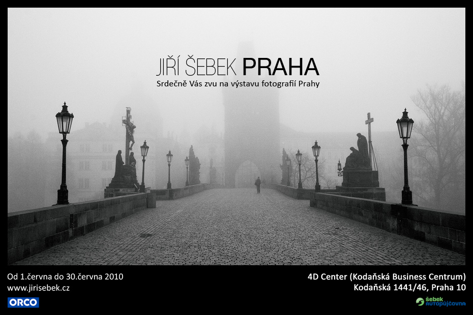 Jiří Šebek - Praha