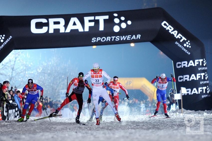 Ski Sprint Praha 2010
