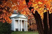 Podzimní altán