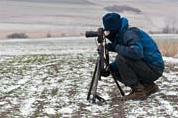 Zakuklený fotograf